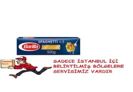 Barilla Spaghetti Makarna 500 Gr