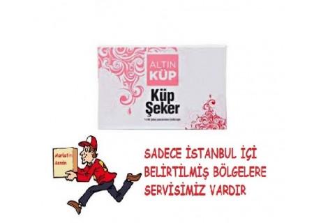 KÜP ŞEKER ALTIN  1000 GR