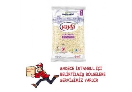 Osmancık Pirinç Yayla 1 kg