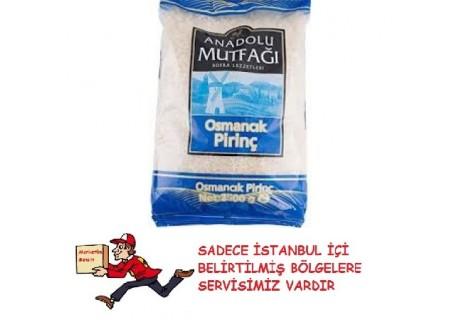 Osmancık Pirinç Anadolu Mutfağı 2.5 kg