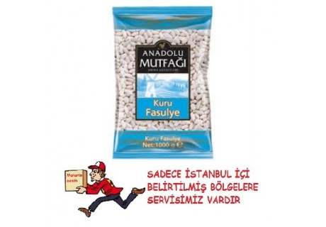 Kuru Fasulye Anadolu Mutfağı 1 Kg