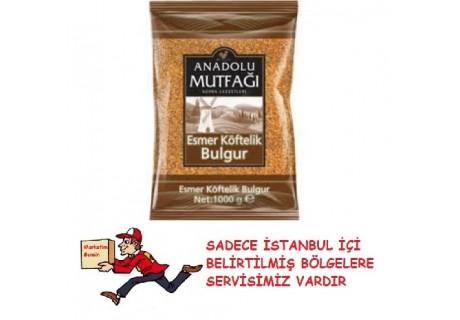 Esmer Çiğ Köftelik  Bulgur Anadolu Mutfağı  1 kg