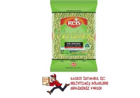 Yeşil Mercimek Reis Gıda 1 kg