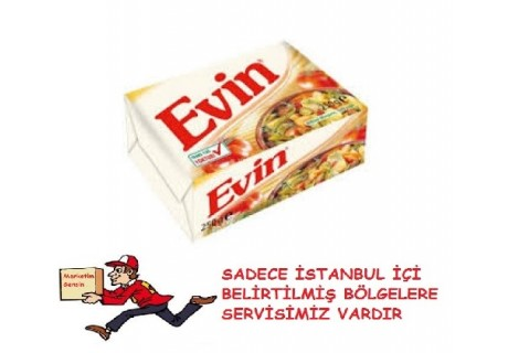 Evin Margarin 250gr