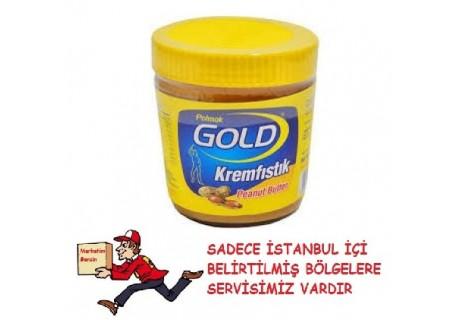 Gold Fıstık Ezmesi 340 G