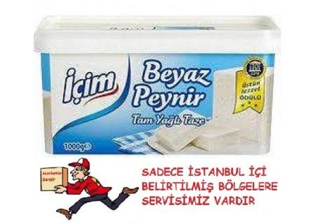 İçim Tam Yağlı Beyaz Peynir 1000 Gr