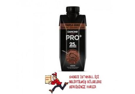 Danone Pro+ Yüksek Proteinli Kakaolu Laktozsuz Süt 330 Ml