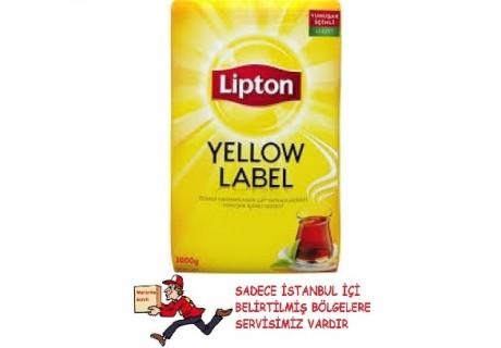 Lipton Yellow Label Dökme Çay 1 Kg