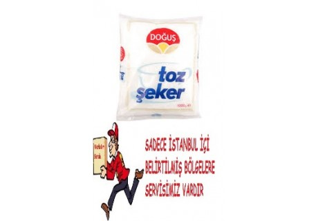 Doğuş Toz Şeker 1 Kg