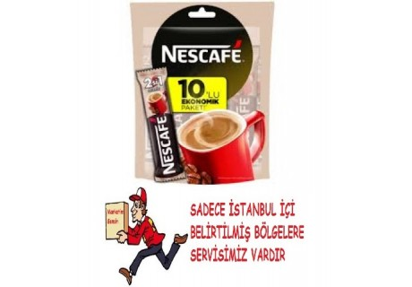Nescafe 2in1 10'lu Mp 100 Gr