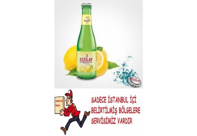 Kızılay Limon Aromalı Maden Suyu
