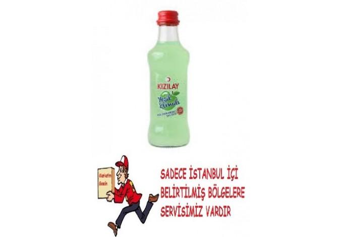 Kızılay Premium Maden Suyu  - Yeşil Elma İçerir