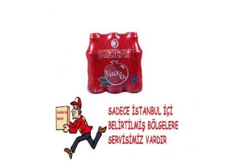 """""""KIZILAY"""" Nar Aromalı – 6'LI PAKET"""