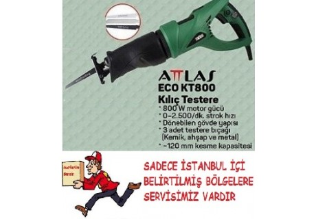 Attlas Eco KT-800 Kılıç Testere