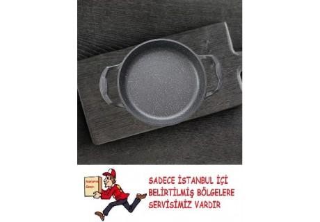 Granit Döküm Sahan 18 cm