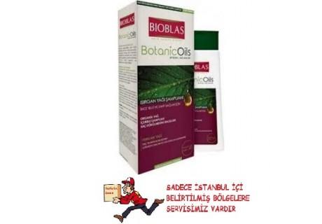 Bioblas Botanic Oils Isırgan Yağı Şampuan 360 Ml