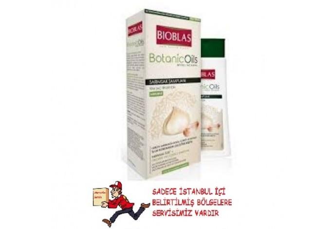 Bioblas Botanic Oils Sarımsak Şampuanı 360ML