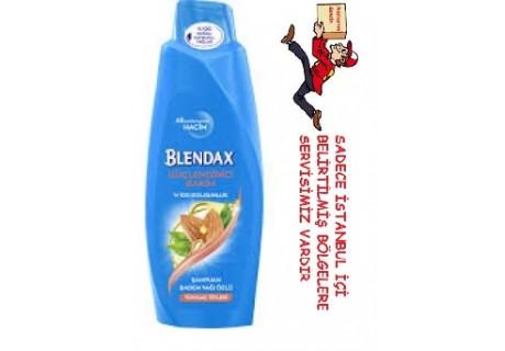 Blendax Erkekler İçin Mentollü Şampuan 550 ml
