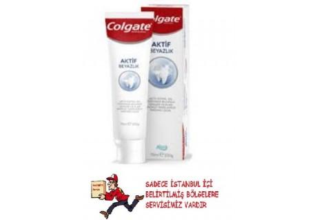 Colgate Aktif Beyazlık Beyazlatıcı Diş Macunu 75 Ml