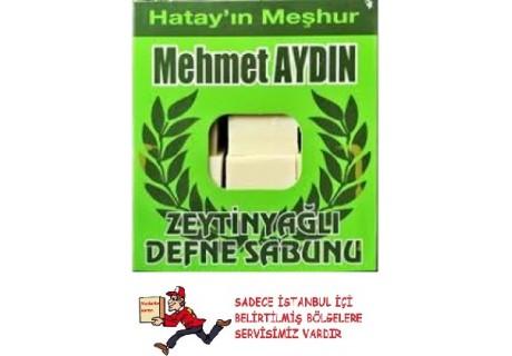 Zeytinyağlı Defne Sabunu Organik 6 Adet 950 gr.