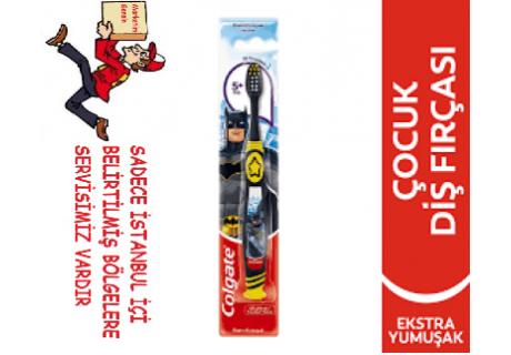 Colgate Spiderman Çocuk Diş Fırçası 5+