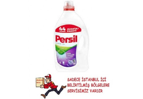 Persil Jel Gülün Büyüsü 44 Yıkama Derin Temizleme