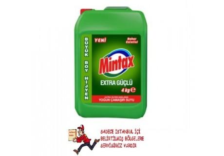 Mintax Yoğun çamaşır Suyu 4000 Ml