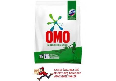 Omo Domestos Etkili Toz Çamaşır Deterjanı 1.2 KG