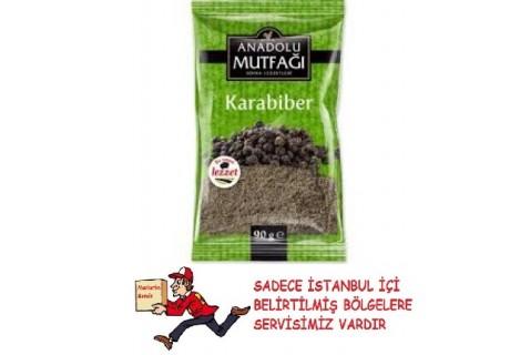 Anadolu Mutfağı Karabiber 90 gr