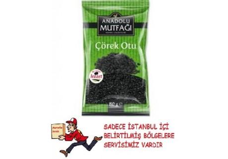 Anadolu Mutfağı Çörek Otu 80 gr