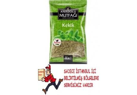 Anadolu Mutfağı Kekik 20 gr