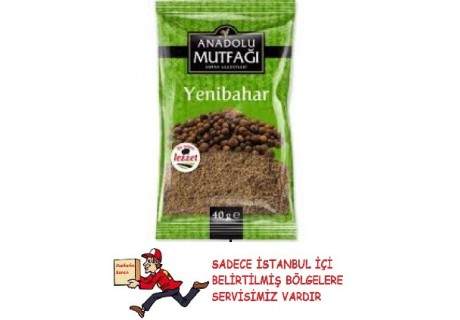 Anadolu Mutfağı Yenibahar 40 gr