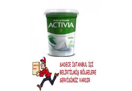 Activia Doğal Probiyotikli Sade Yoğurt 480 Gr