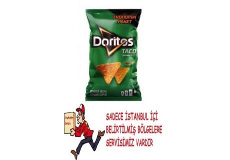 Doritos Taco Baharat Çeşnili Mısır Cipsi Mega Boy 218 gr