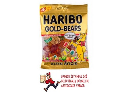 Haribo Gold Bear 130 Gr