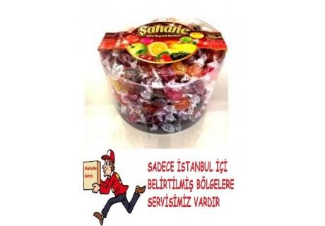 şahane Karişik Meyveli Bonbon 700 Gr