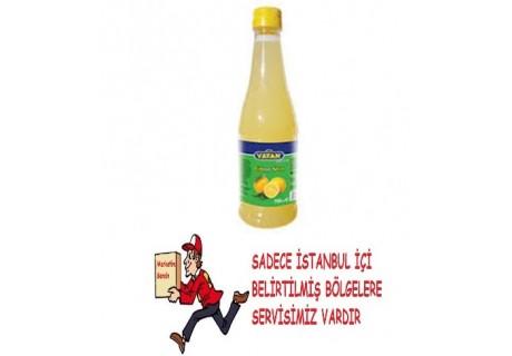 """BİZİM VATAN "" Limon Sosu – 750 ml"