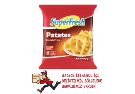 Superfresh Patates 1 Kg