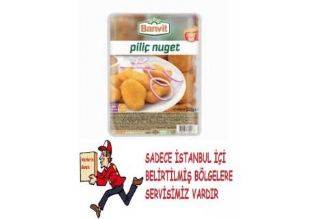 Banvit Piliç Nuget  300 gr