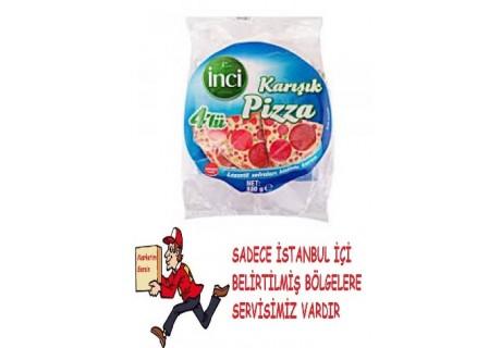 Inci Pizza 4lü 880 Gr