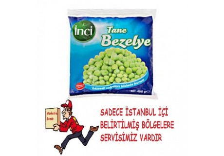 Inci Bezelye 450 Gr