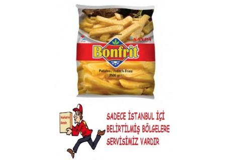 Bonfrit 9×18 Patates 2.5 Kg