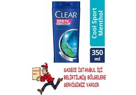 CLEAR Cool Sport Menthol Erkek Şampuan 350ml