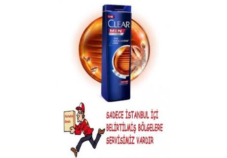 CLEAR MEN SAÇ DÖKÜLMESİNE KARŞI Erkek Şampuan 600ml
