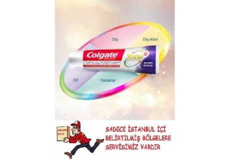 Colgate Total Gelişmiş Beyazlık Diş Macunu 75 ml