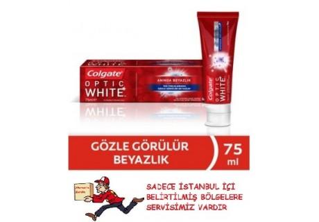 Colgate Optic White Anında Beyazlık 75 ml