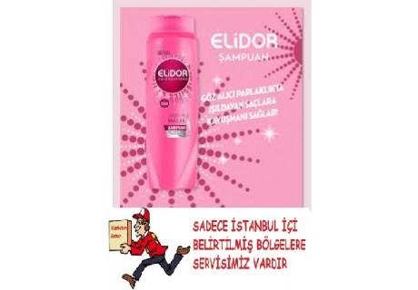 Elidor Güçlü ve Parlak Saç Bakım Şampuanı 650 ml