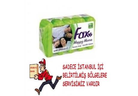 Fax Kremli Ecopack Sabun Yeşil 5'Li 60 gr