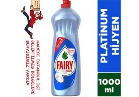 Fairy Platinum Hijyen 1000 ml Sıvı Bulaşık Deterjanı