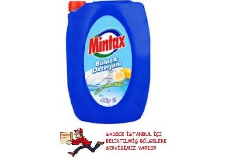 Mintax Bulaşik Deterjani 4 Kg